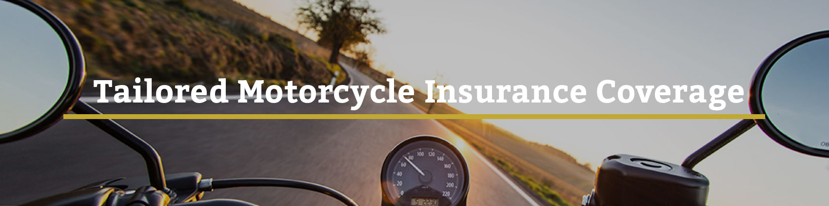 Motorcycle Insurance - Jeffery & Spence