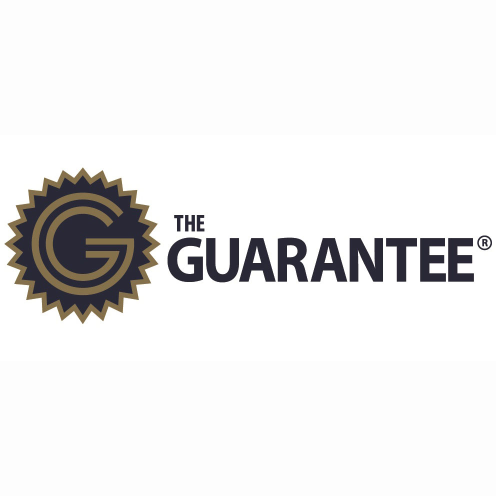 The Guarantee Logo - Jeffery & Spence